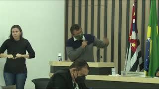 133º Sessão ordinária da Décima Sétima Legislatura - ITANHAÉM