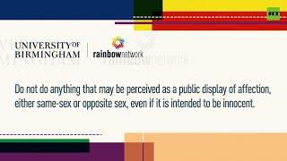 Birmingham Uni: Staff should hide their sexuality at Dubai branch