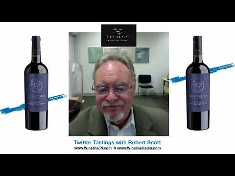 wine article Dos Almas Cabernet Sauvignon