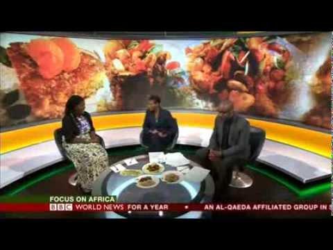 The Vegan Nigerian (blog) - BBC World News