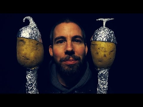 Binaural Potato Microphones [ VegeTech ASMR ]