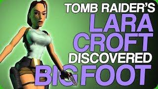 tomb-raider-s-lara-croft-discovered-bigfoot-unrealistically-weak-video-game-bosses