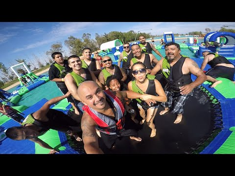 Wake Island Aqua Park with GoPro
