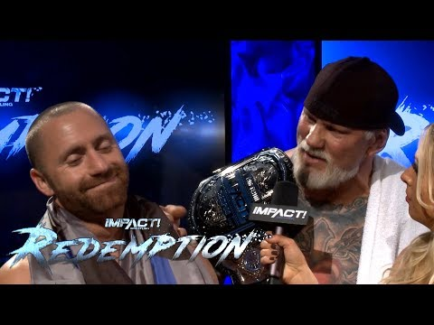 Scott Steiner Teaches Petey Williams Canadian Math | IMPACT Wrestling Redemption Highlights
