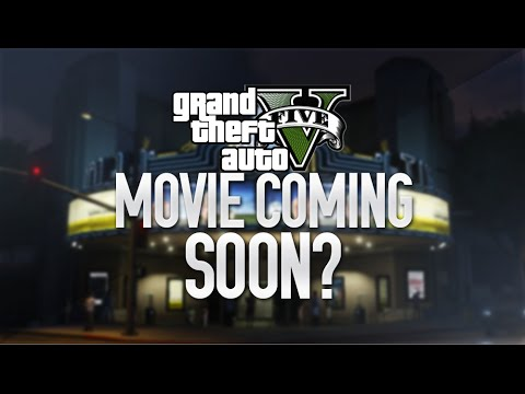 GTA 5 Movie Coming Soon? Rockstar Games Movie - Co-Founder and president of Rockstar Games Movie - 동영상