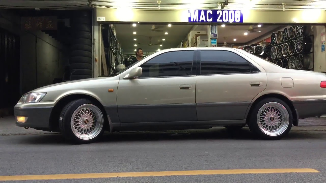 hight resolution of toyota camry vs bbs rs 17