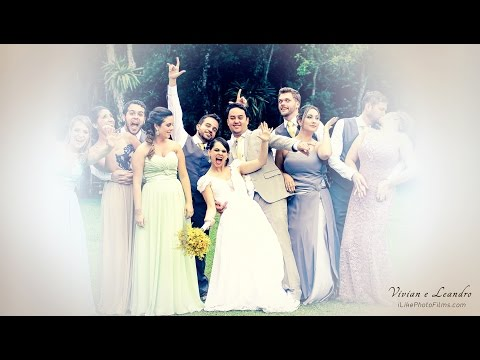 Vivian e Leandro - Teaser do Casamento