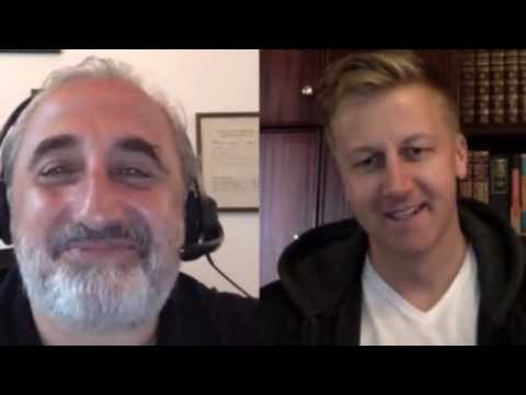My Chat on the Gareth Cliff Show (THE SAAD TRUTH_378)