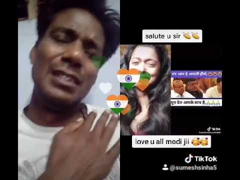 Download PUPULER TIk TOKl(Mere Bharat ka (PM JOY HO)