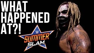 What Happened At WWE SummerSlam 2019?