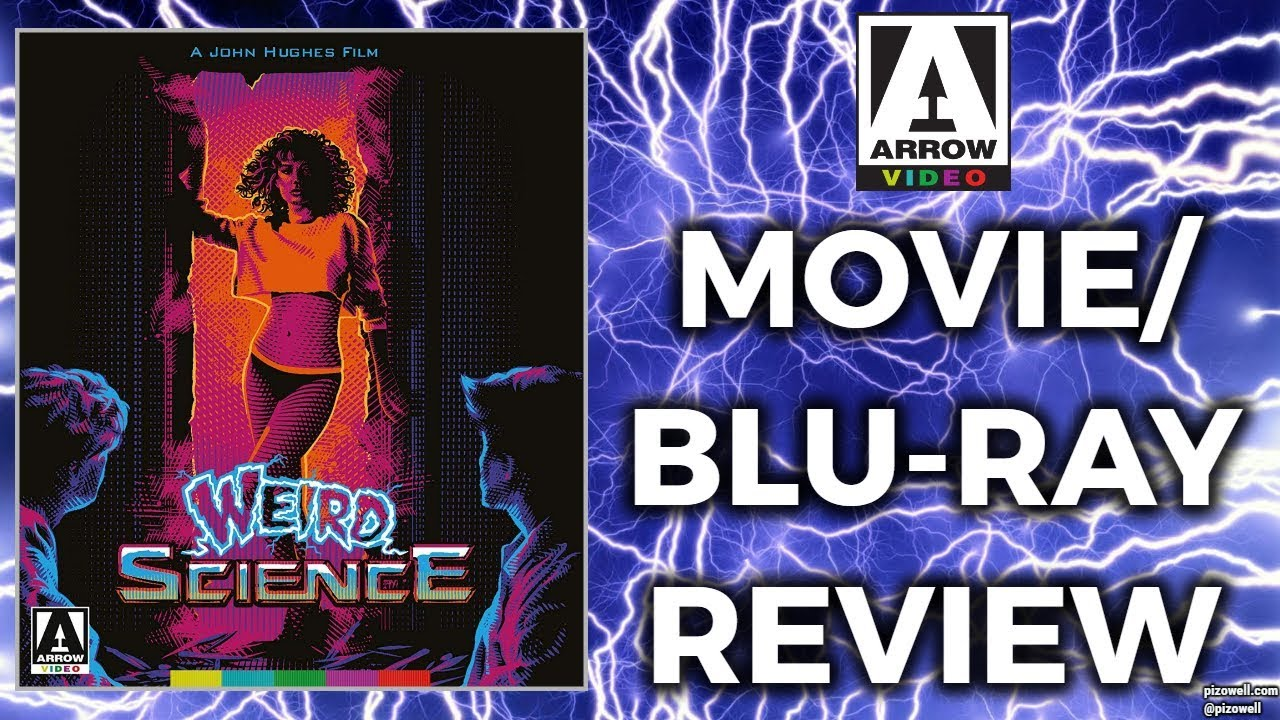 Download WEIRD SCIENCE (1985) - Movie/Blu-ray Review (Arrow Video)