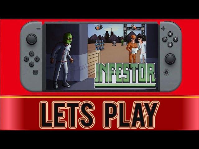 Infestor  Nintendo Switch Gameplay