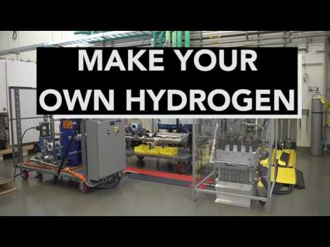 Hydrogen Infrastructure Testing and Research Facility: House Hydrogen