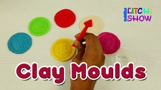 Clay Moulding Activities For Kids | Play Doh Videos | DIY Clay Modelling