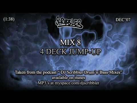 Scribbler mix 8 4 deck jump up sample