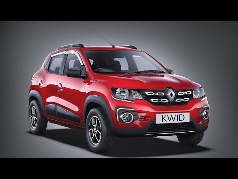 Renault Kwid Automatic Price in India, Review, Mileage ...