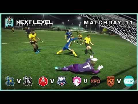 ADJEI vs GURU - THE HASHTAG DERBY! | NEXT LEVEL FOOTBALL LEAGUE SEASON 2