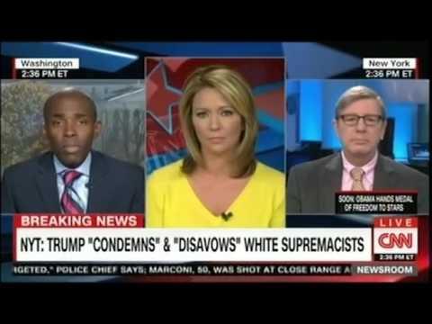 Democrat Charles Kaiser drops the N-Bomb on CNN