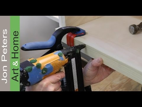 A Few Cabinet Building Basics - Garnica Plywood Build
