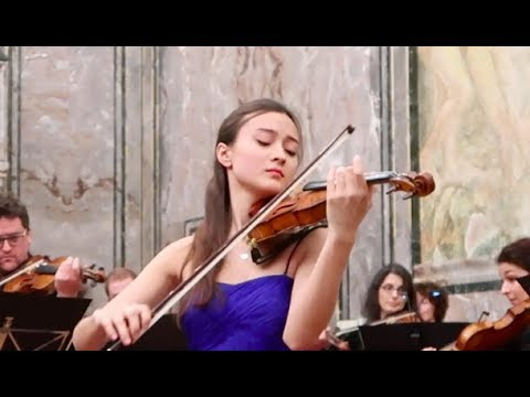 W. A. Mozart: Violin Concerto No. 3: 1st movement | Sumina S