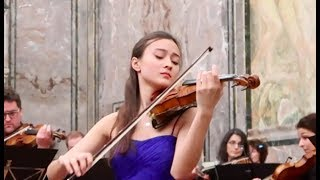 W. A. Mozart: Violin Concerto No. 3: 1st movement | Sumina Studer