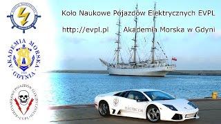KN EVPL polski sportowy samochód elektryczny SMOK thumbnail