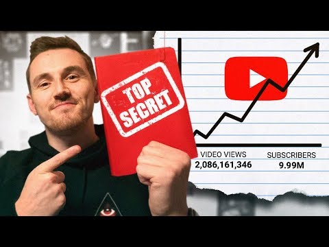 The SECRETS To A Successful YouTube Channel!