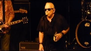 Eric Burdon & The Animals whole concert (out of audience) live Circus Krone Munich 2013-11-29