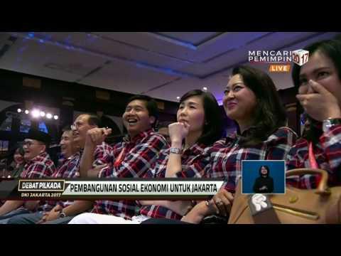 Sylvi: Assalamu'alaikum Pak Menteri, Eh Pak Anies (Debat Pilkada DKI Jakarta – Bag 5)