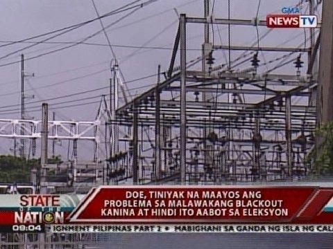 SONA: Malaking bahagi ng Luzon, nakaranas ng blackout