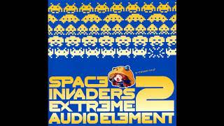 Space Invaders Extreme 2 -AUDIO ELEMENT - 02. Invader Disco