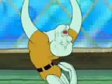 Beautiful Squidward Dancing
