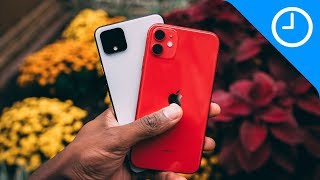 iPhone 11 vs Pixel 4 XL video comparison: The winner is clear