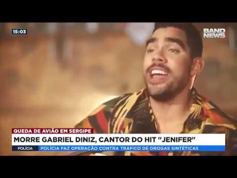 "Morre Gabriel Diniz cantor do hit ""Jenifer"""
