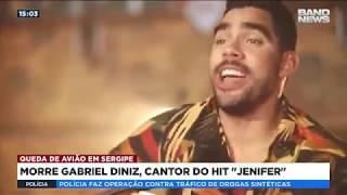 "Baixar Morre Gabriel Diniz, cantor do hit ""Jenifer"""