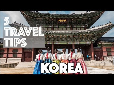 5 Travel Tips to Korea (Useful Apps, Nightlife, Shopping etc)♥HaleyProject