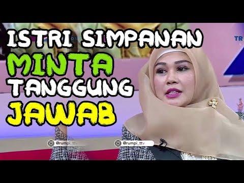 Istri Simpanan VICKY PRASETYO Minta Tanggung Jawab - Rumpi 4 September 2017