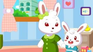 兔小贝数学课堂 34 比较高矮