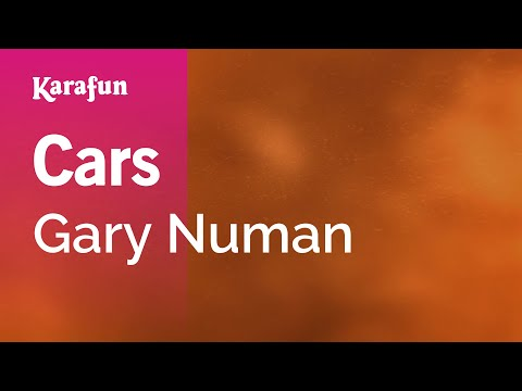 Karaoke Cars - Gary Numan *