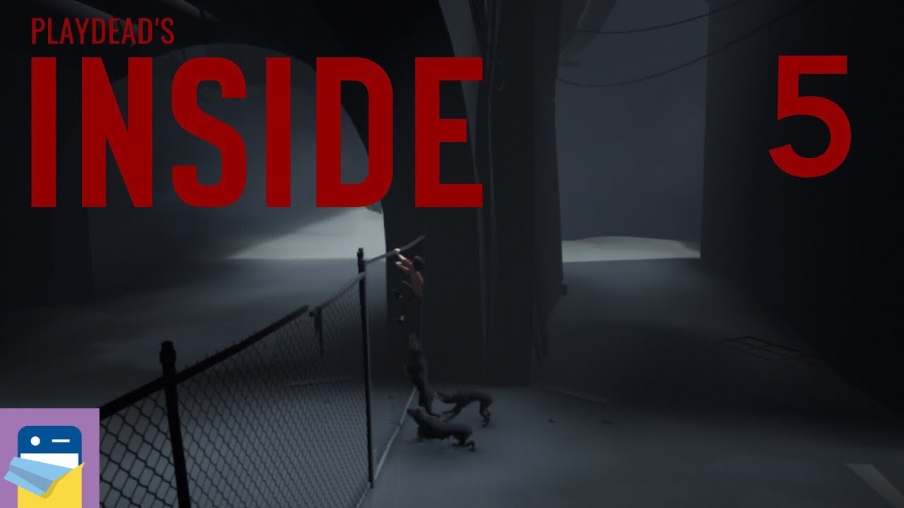 Playdead's INSIDE: iOS iPad Pro Gameplay Walkthrough Part 5 (by Playdead)