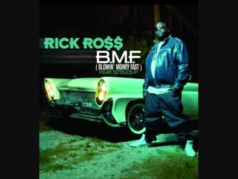 Rick ross ft. Trae and styles p bmf [blowin money fast] remix +.
