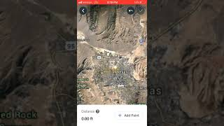 How to fine Area 51 on google earth.