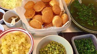gol gappay recipe