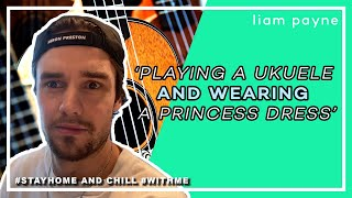 Liam Payne - Bear, Normal People, One Direction Trivia & Harry Potter | #StayHome and Chill #WithMe