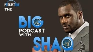 Shaq Says the Earth is Flat... Until they had him take it back :)