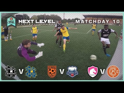 SAVE OF THE SEASON?! | FINAL MATCHDAY HIGHLIGHTS | NEXT LEVEL FOOTBALL LEAGUE