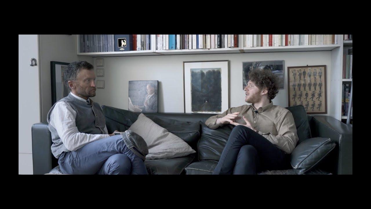 Jules Matton, Sylvain Tesson - Conversation