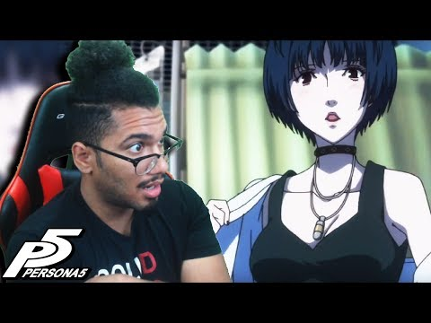 Persona 5 Valentines Day OVA Reaction!