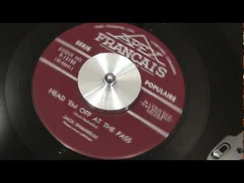 (instr.) JACK SHAINDLIN - Head'em Off At The Pass - 1959 - APEX FRANCAIS