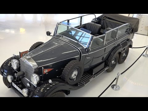 Americarna Founders Private Collection & WW2 Command Vehicle: Classic Restos - Series 40